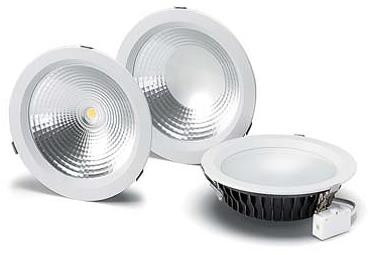 "LED Downlights Prime K R Serie 4"" - 15W"